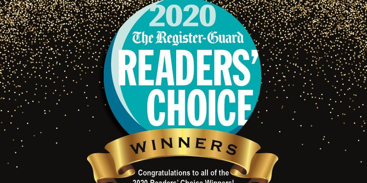 THE REGISTER-GUARD 2020 READER'S CHOICE Winners Announced ...